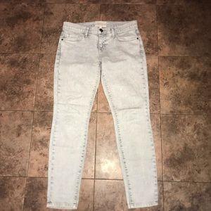 Current Elliott Curvy Skinny Jeans